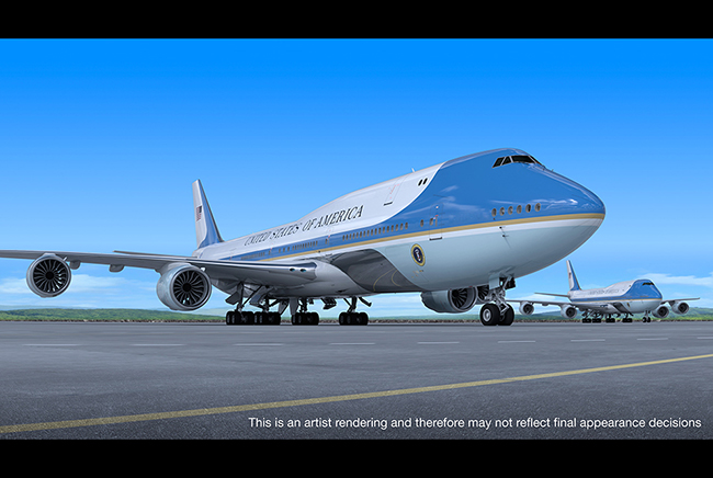air force 1 cost plane