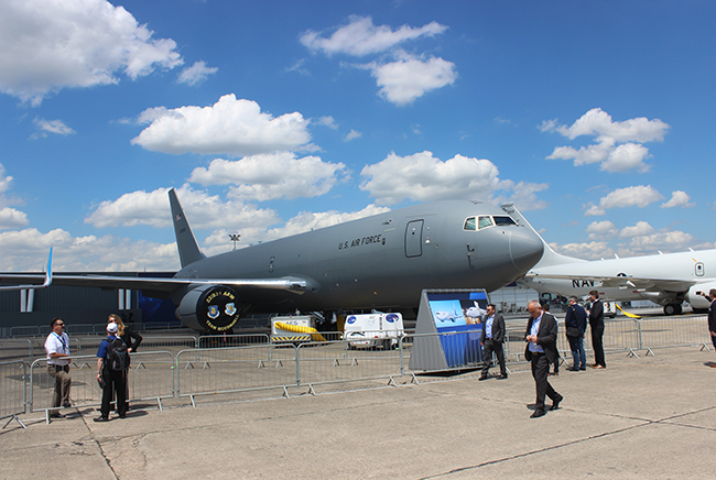 Mcconnell Afb Air Show 2020.Kc 46 Debris Inspections Ongoing Slowing Delivery Schedule
