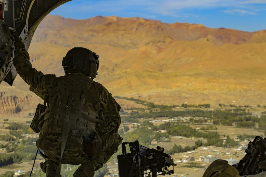 ANA's 203rd Corps, 1st Armored Division leaders travel across Southeastern Afghanistan for KLEs