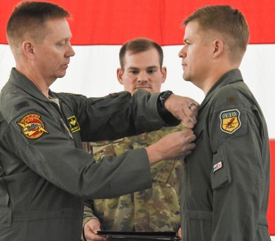 Two A-10 pilots receive Distinguished Flying Cross for strikes on Taliban