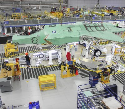 Lockheed Martin Fort Worth Texas Photo by Multmedia FP140275 Rosenberry OPEN F-35 Events and Milestones AM-1 Move EMAS to Soft Station Norway F-35 04-09-2015 These images are public releasable via JPO Document JSF15-475