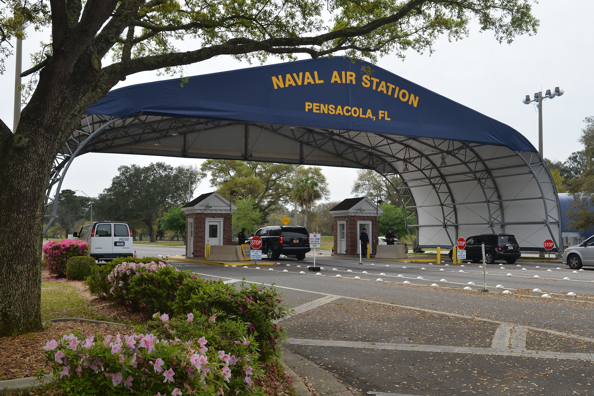 Four Dead after Active Shooter Incident at NAS Pensacola - Air Force Magazine