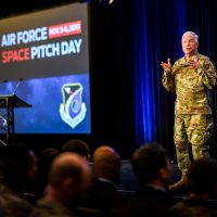 US Air Force Space Pitch Day
