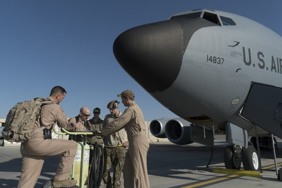 340th EARS ensures airpower dominance