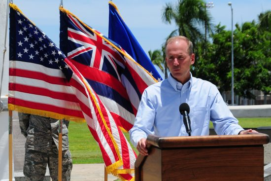 Dennis Muilenburg Hawaii ANG