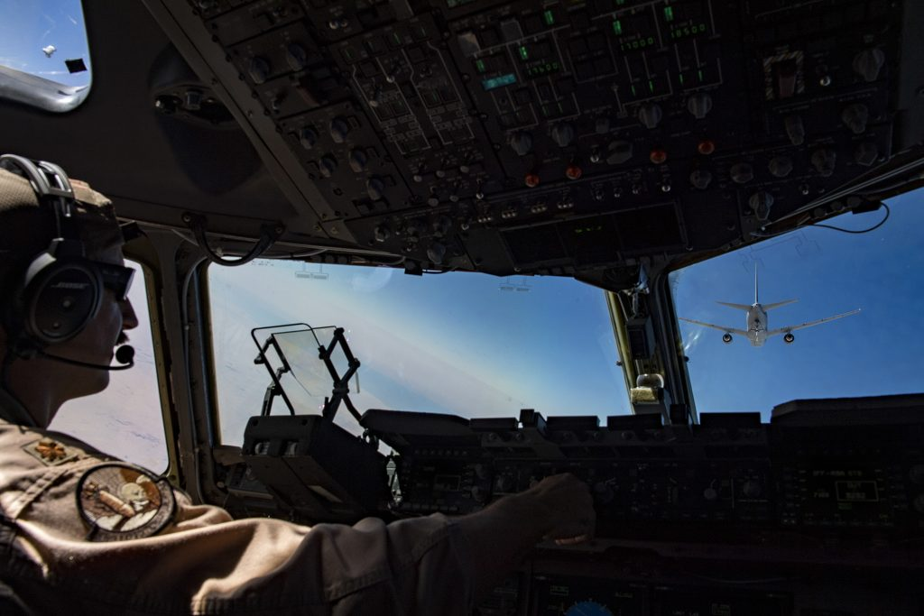 KC-46 Flies Around-the-World Training Mission - Air Force Magazine