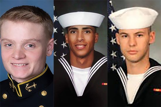 NAS Pensacola Shooting Victims
