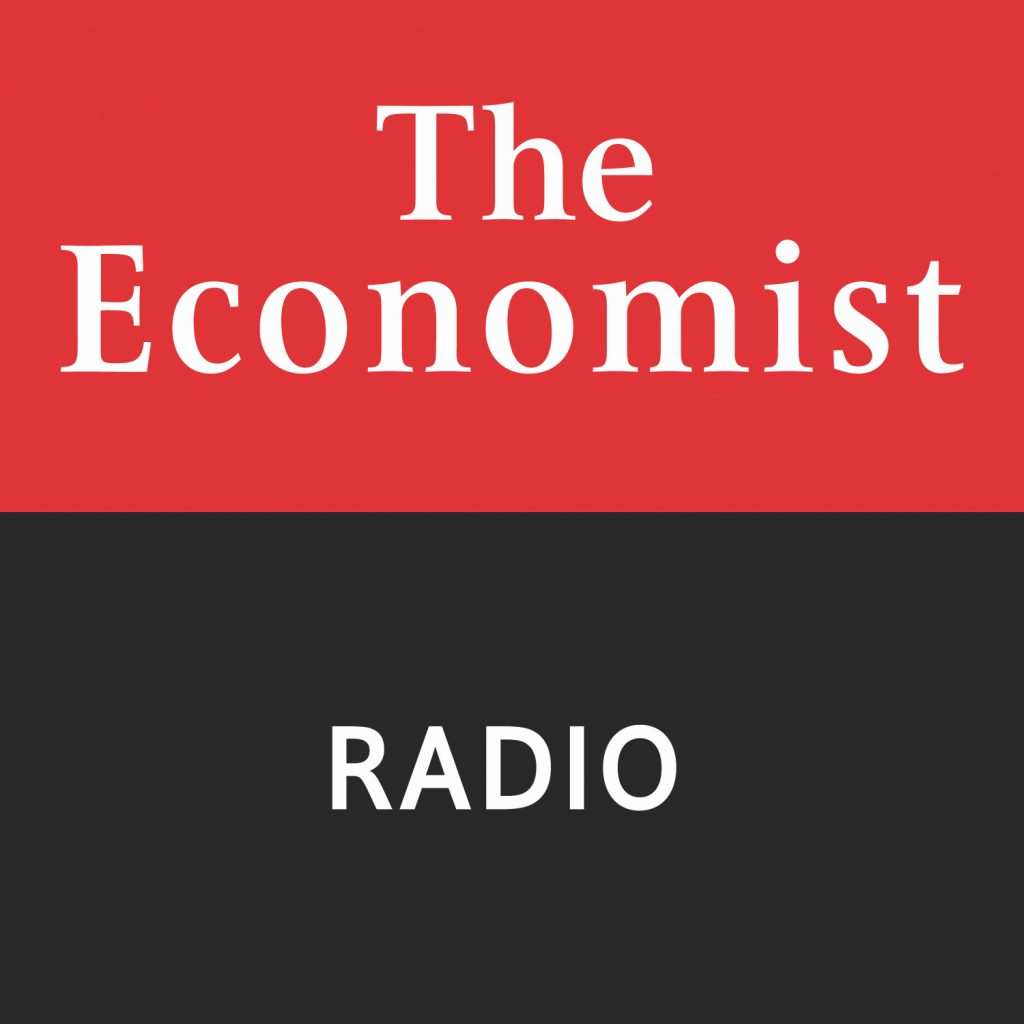 The Economist Radio podcast logo. (The Economist)