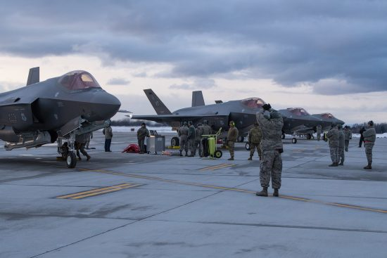 F-35s Continue to Arrive at 158th Fighter Wing