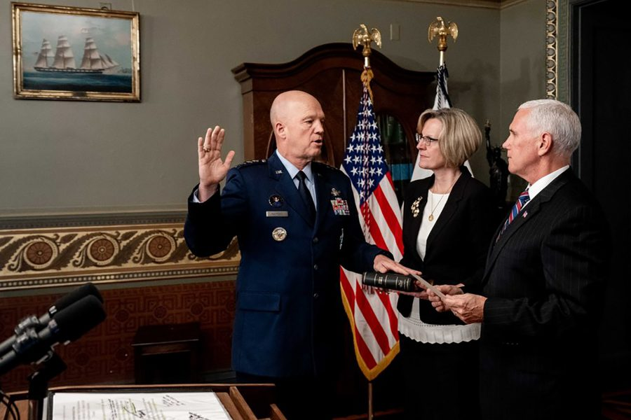 Raymond Sworn-in as CSO