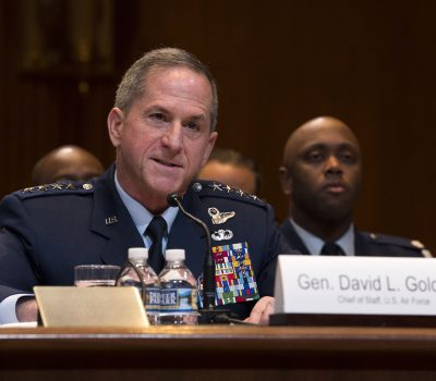 SecAF and CSAF testify before Senate Appropriations Committee