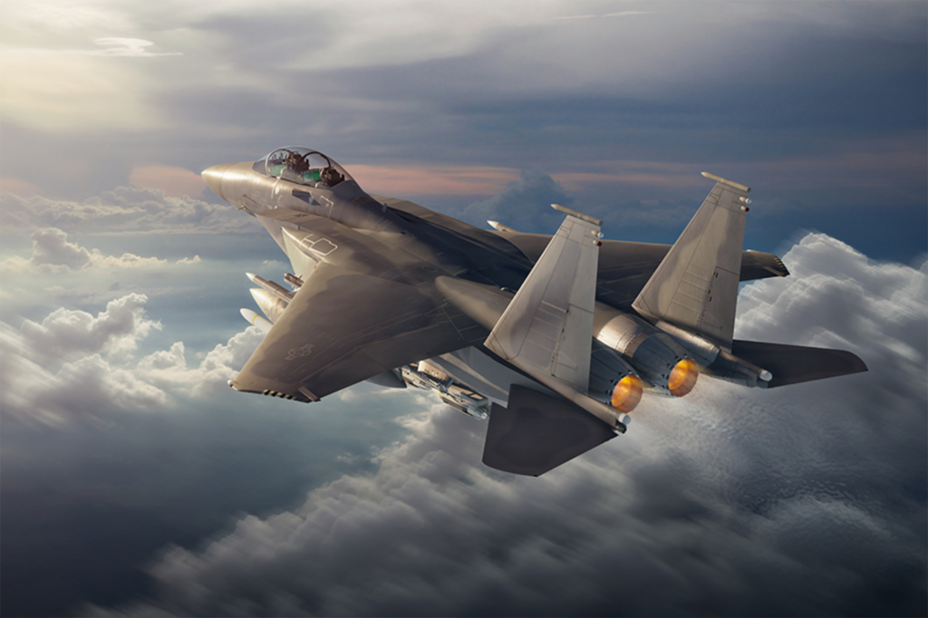 General Electric's F-15EX Engine Contract Includes 19 Powerplants - Air Force Magazine