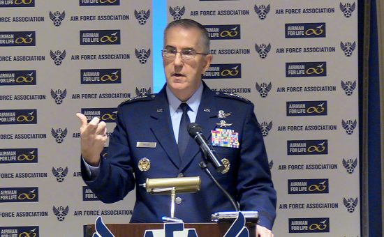 VCJCS Air Force Gen. John Hyten
