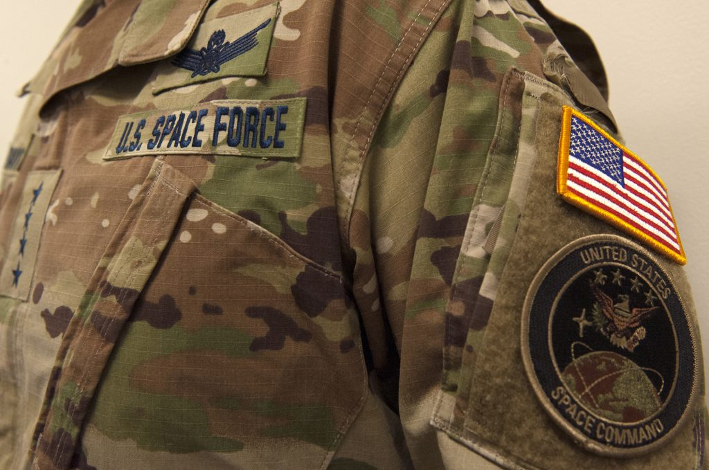 Congress Won't Impose Naval Ranks on the Space Force - Air Force Magazine