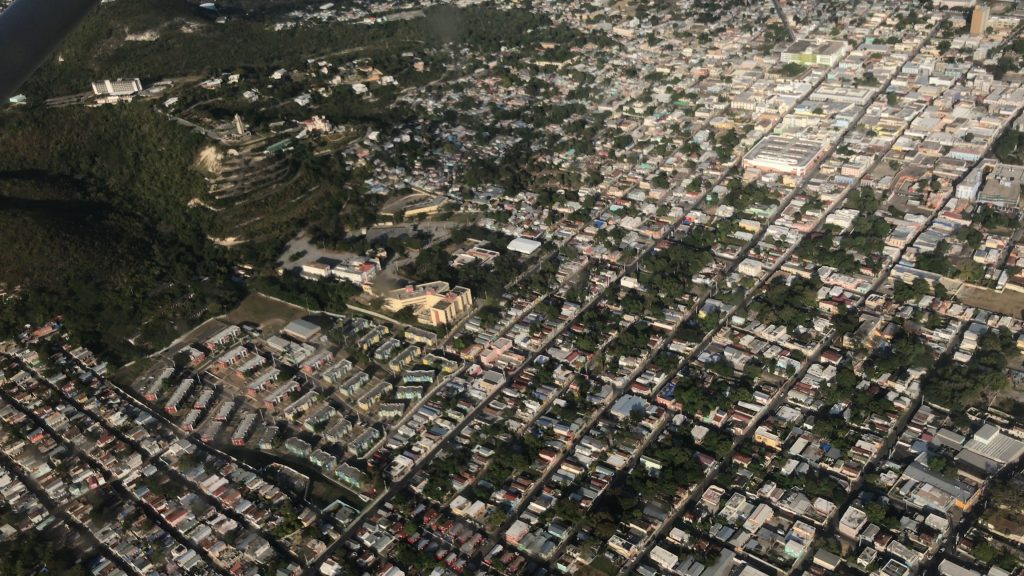 Aerial of Ponce