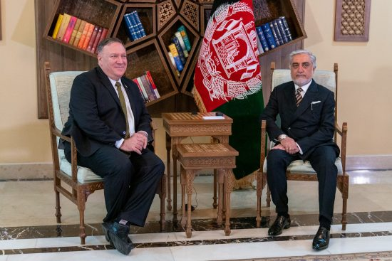 Pompeo and Abdullah