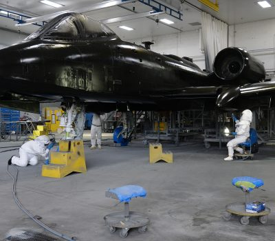 A-10 Thunderbolt maintenance