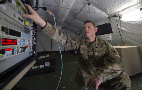 25th Space Range Squadron provides platform for joint warfighters