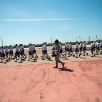 JBSA-Lackland implements social distancing