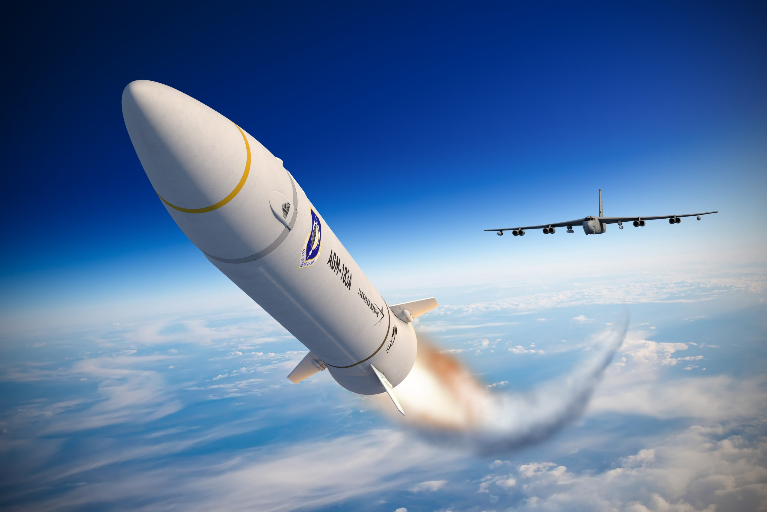 Roper Sees High-Low Mix for Hypersonic Missiles - Air Force Magazine