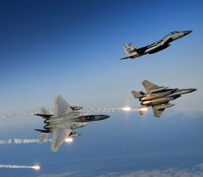 48th Fighter Wing supports Bomber Task Force Europe