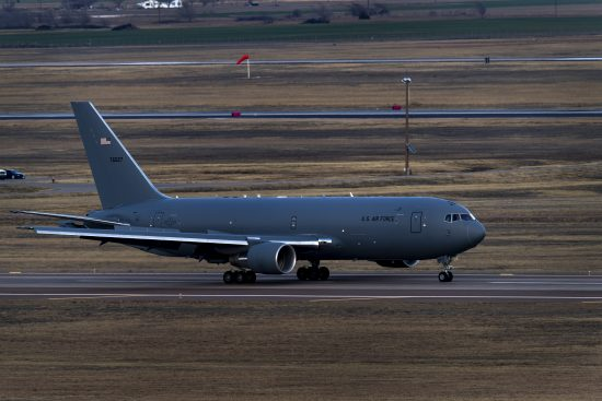 97 AMW receives KC-46 Pegasus