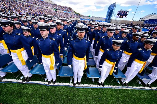 2019 Air Force Academy Graduation