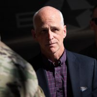 56th Fighter Wing hosts U.S. Rep Adam Smith