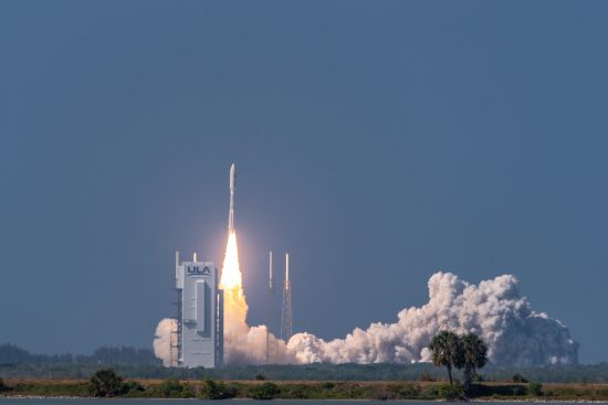 45th Space Wing Successfully Supports Atlas V AEHF-6 launch at Cape Canaveral Air Force Station