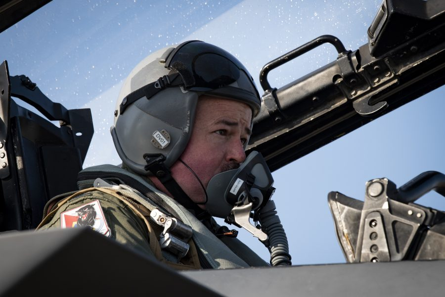 48th Fighter Wing operations continue