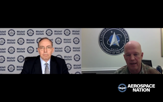 Aerospace Nation with Gen. Jay Raymond