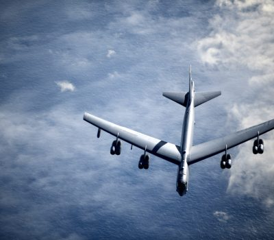 100th ARW fuels bomber mission