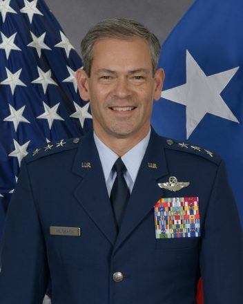 Lt. Gen. Kenneth Wilsbach