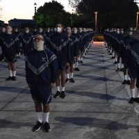 Nearly 60 Airmen completed basic military training course at Keesler