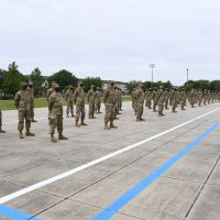 BMT Graduation at Keesler