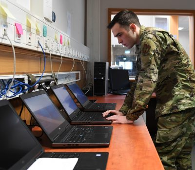 52nd CS Airmen: Spangdahlem's virtual backbone