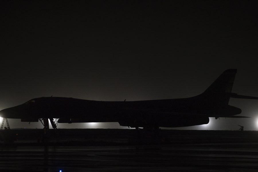 B-1B Lancers return to Indo-Pacific for bomber task force deployment