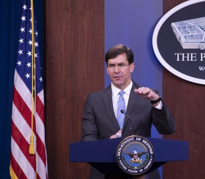 SecDef and CJCS Press Conference on COVID-19 Pandemic