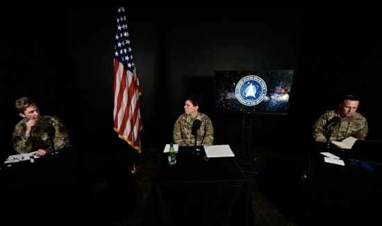 Space Force roadshows
