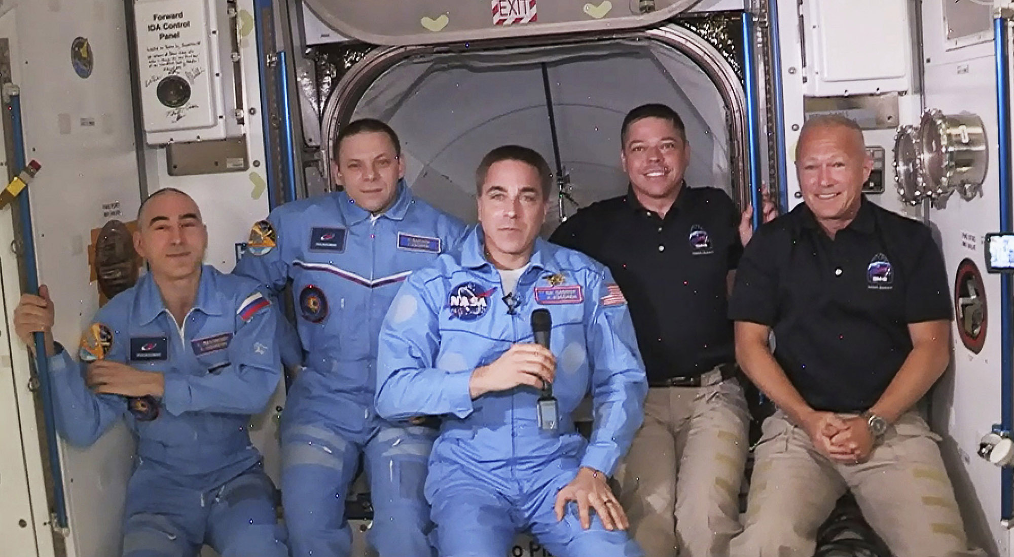 U.S Air Force (DET 3) • Support NASA Human Space Flight Operations • Inc SpaceX