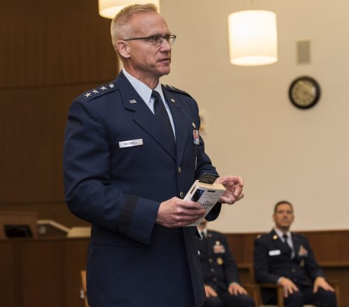 Judges sworn into AF Court of Criminal Appeals