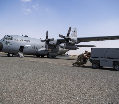 779th EAES flies to Iraq