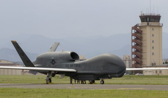 RQ-4 2020 rotation of operation in Japan
