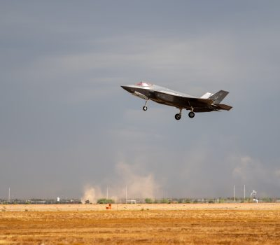 F-35A weather restrictions