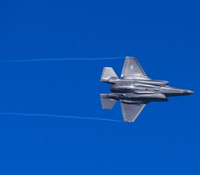 Hill F35A Training Sorties