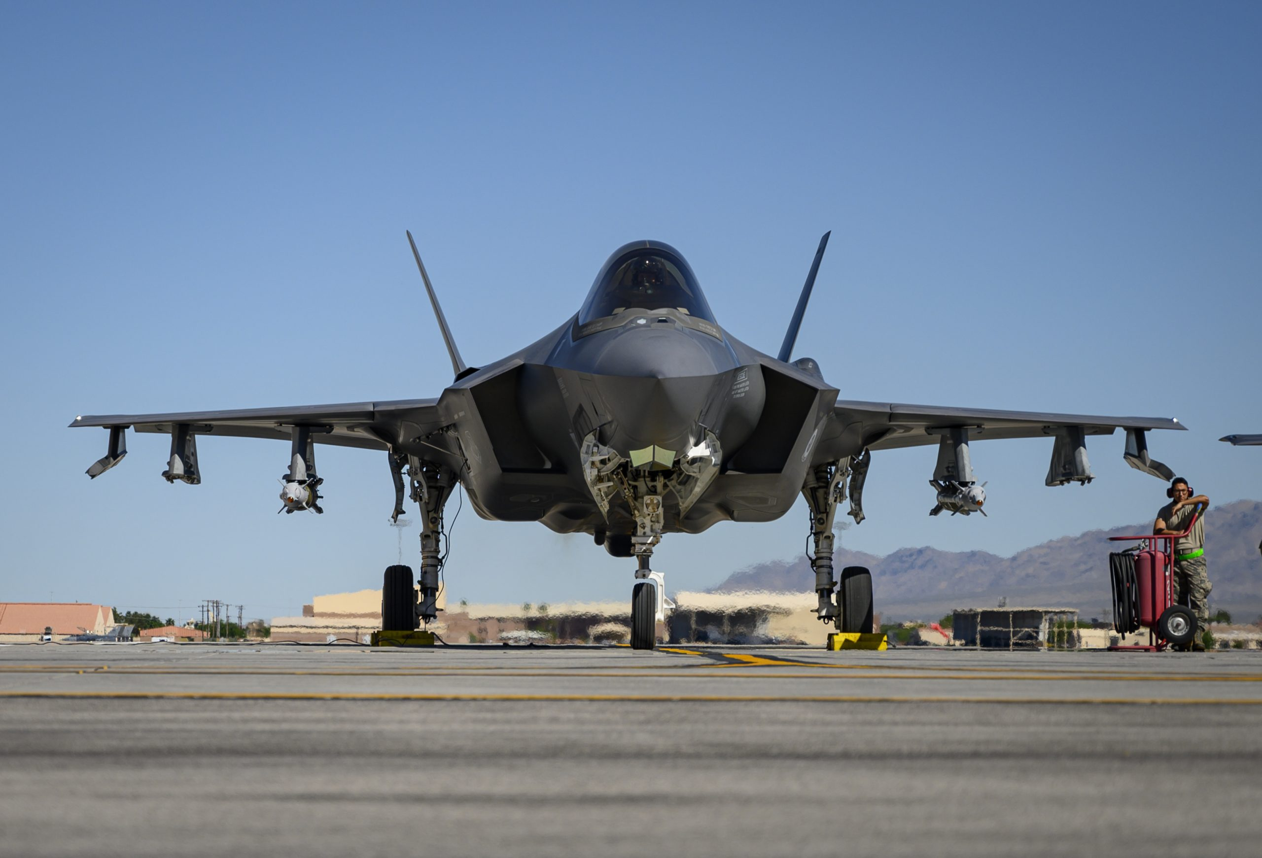 Lockheed to Retrofit F-35s for Suppression/Destruction of Enemy Air Defenses Role - Air Force Magazine