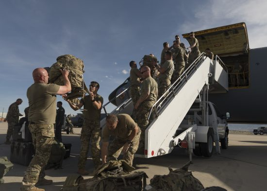 Utah National Guard deploys to nation's capital upon request from President