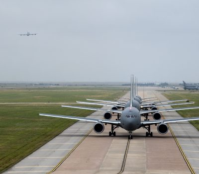 Mighty 97th conducts large formation exercise