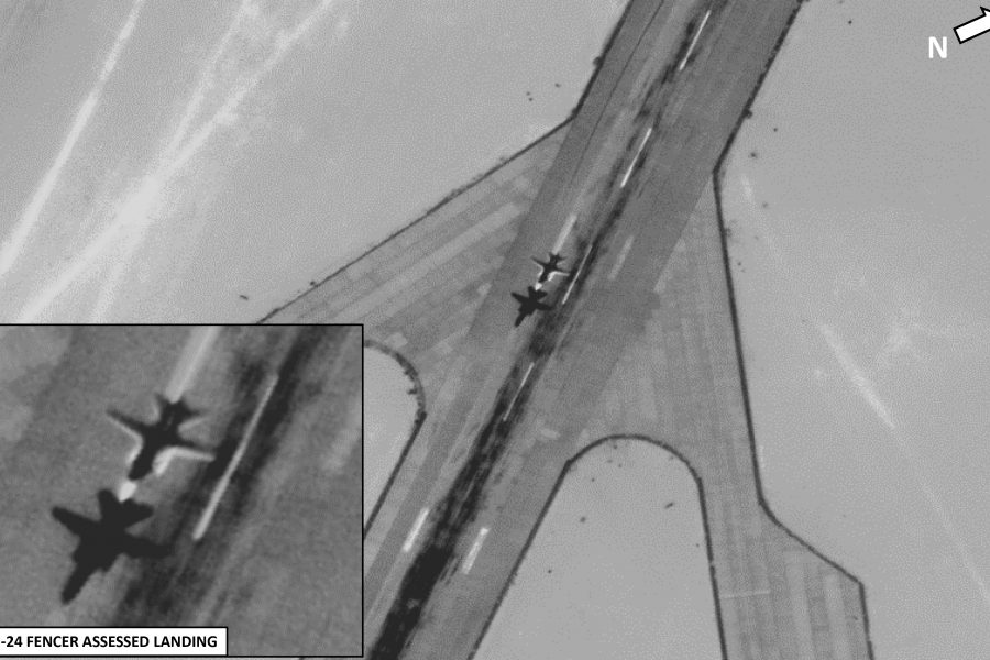 New evidence of Russian aircraft active in Libyan airspace