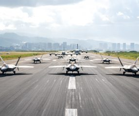 Team Hickam demonstrates Total Force Integration on Honolulu's runway